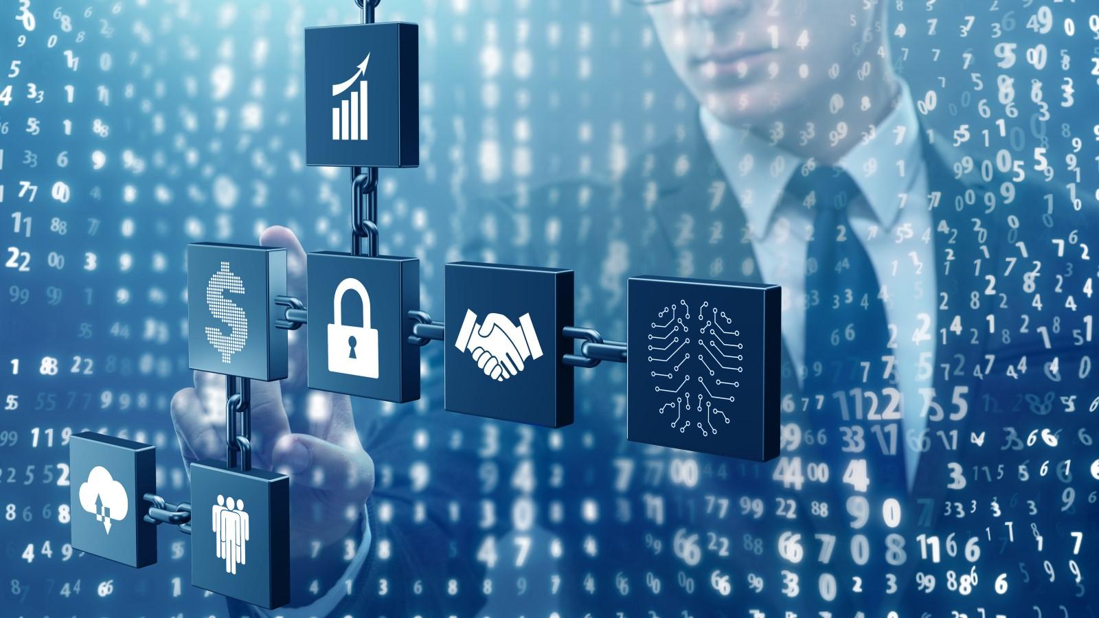 Webinar om Blockchain i handel